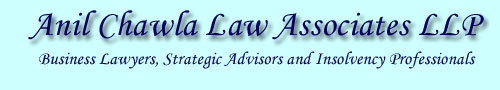 Anil Chawla Law Associates LLP, Business Lawyers & Strategic Advisors